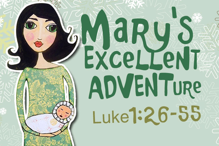 Marginal Christianity: Living with Luke (4): Luke 1:26-55
