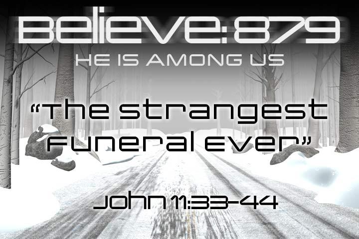 The Strangest Funeral Ever   SkipHeitzig com